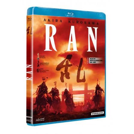 RAN+DVD DIVISA - BD