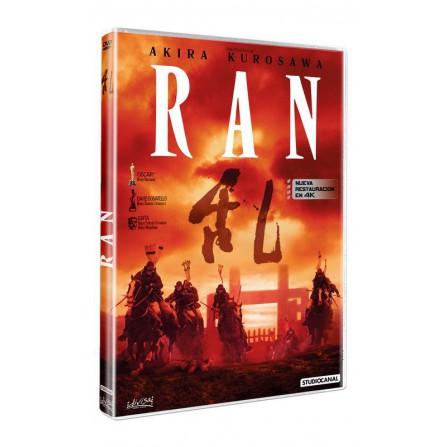 RAN (2) DIVISA - DVD