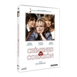 Crímenes del corazón - DVD