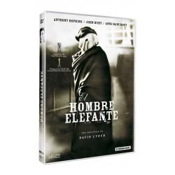 HOMBRE ELEFANTE,EL DIVISA - DVD