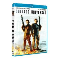 Soldado universal - BD