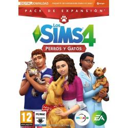 Sims 4 Perros y Gatos (DLC) - PC