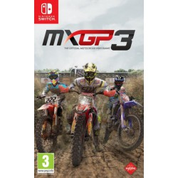MXGP 3 The Official Game - SWI