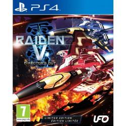 Raiden V Directors Cut Limited Edition - PS4