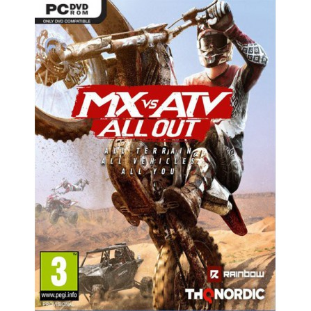 MX vs ATV All out - PC
