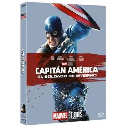 Capitán América - El Soldado de Invierno - Edición Coleccionista - BD