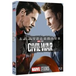 Capitán América - Civil War - Edición Coleccionista - BD