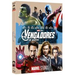Los Vengadores - Edición Coleccionista - BD