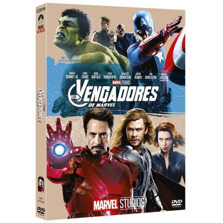 Los Vengadores - Edición Coleccionista - DVD