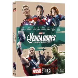 Los Vengadores - La era de Ultrón - Edición Coleccionista - BD