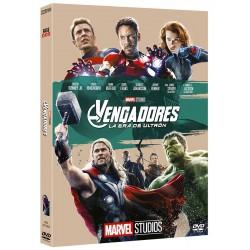 Los Vengadores - La era de Ultrón - Edición Coleccionista - DVD