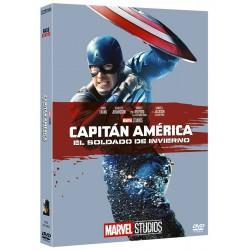 Capitán América - El Soldado de Invierno - Edición Coleccionista - DVD