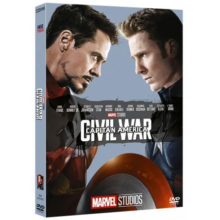 Capitán América - Civil War - Edición Coleccionista - DVD