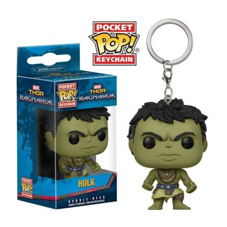 Llavero Pop Hulk Ragnarok