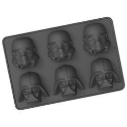Molde silicona Darth Vader y Stormtrooper (Star Wars)
