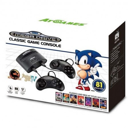 Consola Retro Sega Megadrive Classic