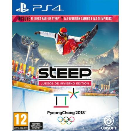 Steep Juegos de Invierno - PS4