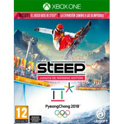 Steep Juegos de Invierno - Xbox one