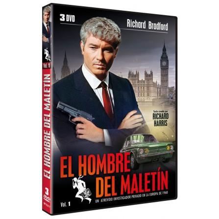 El Hombre del maletín - Volumen 1 - DVD
