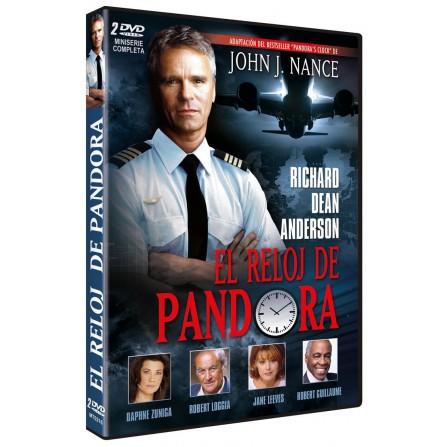 El reloj de Pandora - DVD