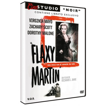 FLAXY MARTIN MAPETAC - DVD