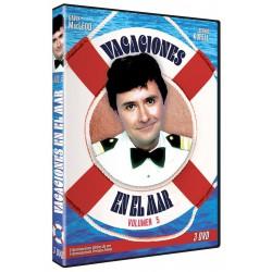 VACACIONES EN EL MAR VOL. 5 MAPETAC - DVD
