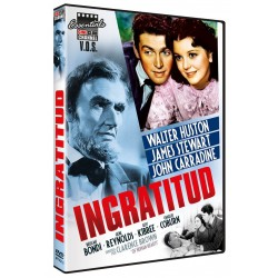 Ingratitud (V.O.S.E) - DVD
