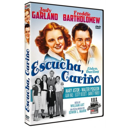 ESCUCHA, CARIÑO (V.O.S.E) MAPETAC - DVD