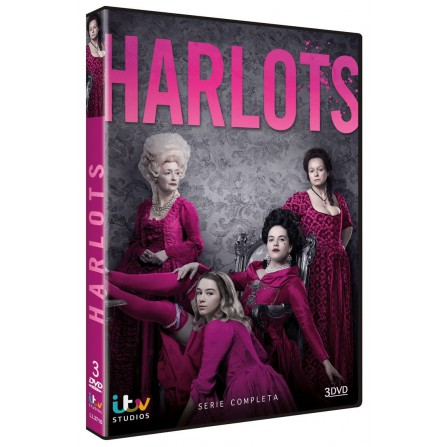 Harlots -  Serie completa - DVD