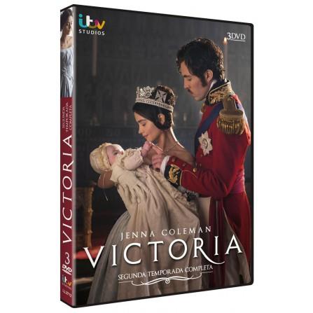 VICTORIA TEMPORADA 2 LLAMENTOL - DVD