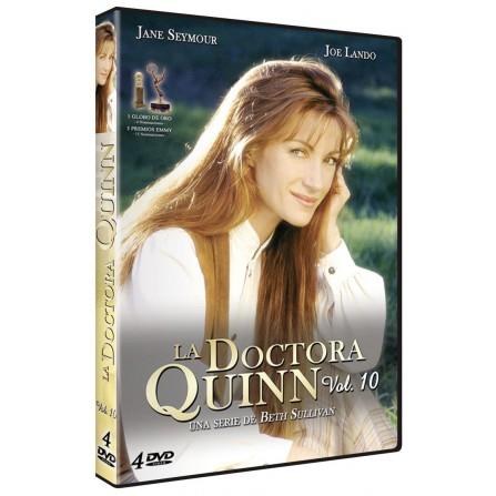 La Doctora Quinn - Volumen 10 - DVD