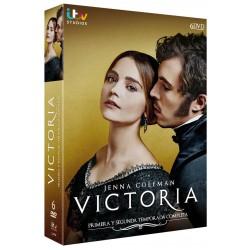 Victoria - 1ª Y 2ª Temporadas - DVD