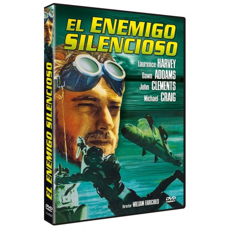 El enemigo silencioso - DVD