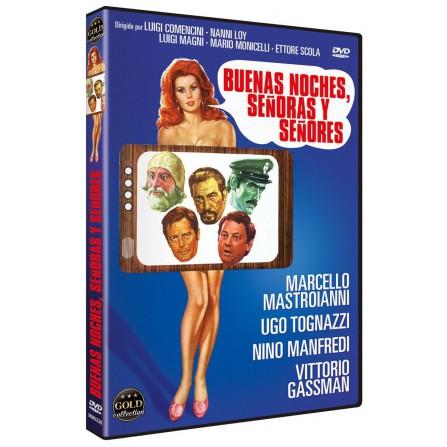 Buenas noches, señoras y señores - DVD