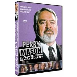 Perry Mason - El Caso del Estilo de Vida Peligroso - DVD