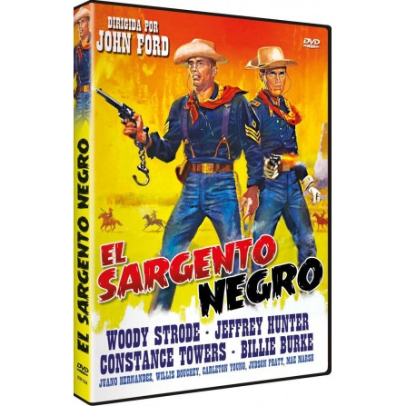 El sargento negro - DVD