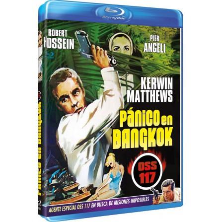 Panico en Bangkok (O.S.S. 117) - BD
