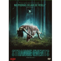Strange Events (1ª ttemporada) - DVD
