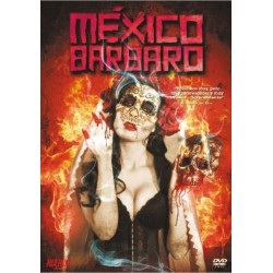 MEXICO BARBARO KARMA - DVD