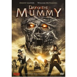 DAY OF THE MUMMY KARMA - DVD