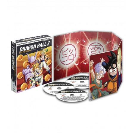 DRAGON BALL Z PELICULAS BOX 2. FOX - BD