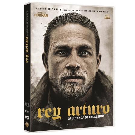 Rey Arturo: La leyenda de Excalibur - BD