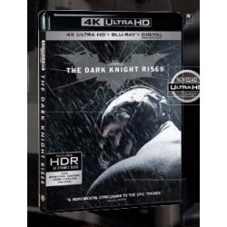 El caballero oscuro: La leyenda renace UHD
