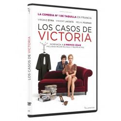Los casos de Victoria - DVD