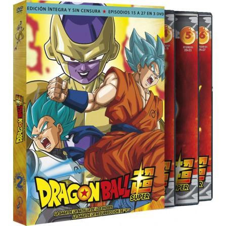 Dragon Ball Super Box 2. La saga de la resurrección de F - DVD