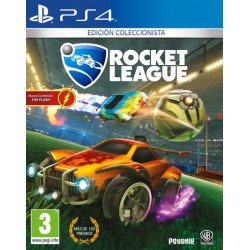 Rocket League Collector Edition - PS4