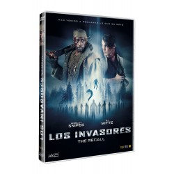 INVASORES,LOS (The recall) DIVISA - BD