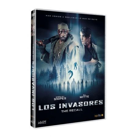 INVASORES,LOS (The Recall) DIVISA - DVD