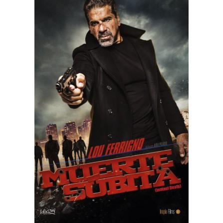 MUERTE SUBITA DIVISA - DVD