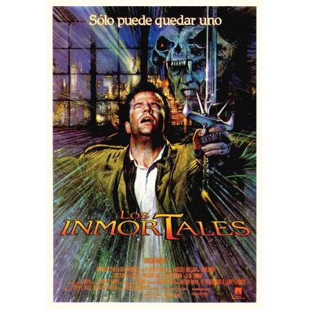 Los inmortales - BD